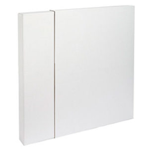 Corrugated 2-Piece Adjustable Mirror Box